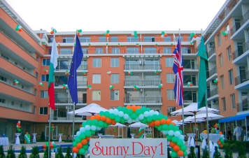Grand opening of Sunny Day 2
